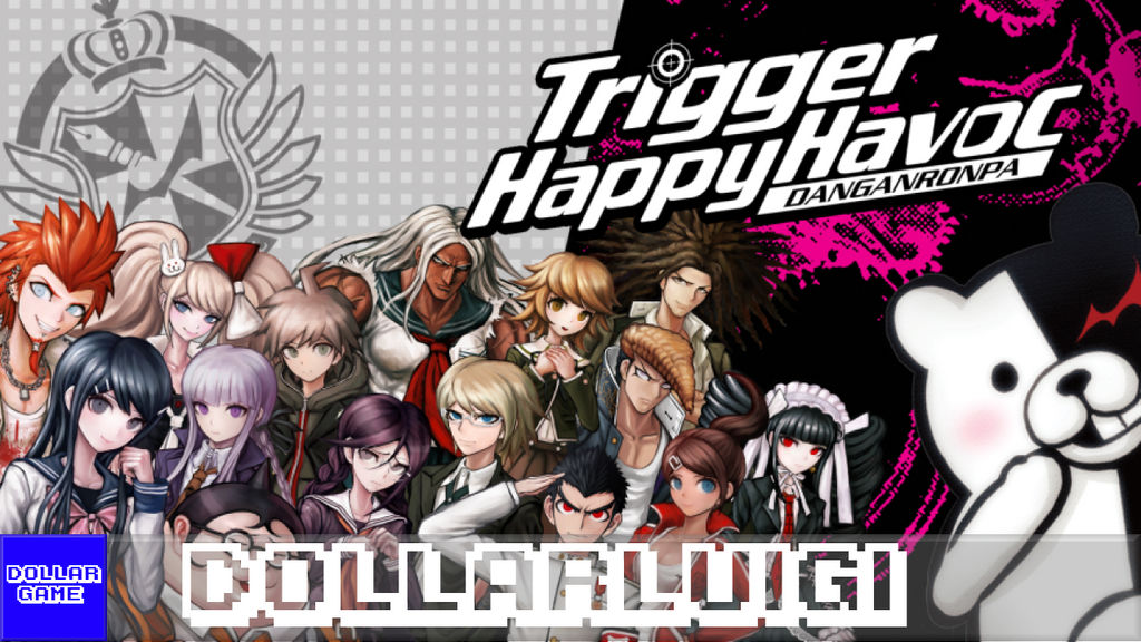 Dollargame | Danganronpa: Trigger Happy Havoc by Dollarluigi