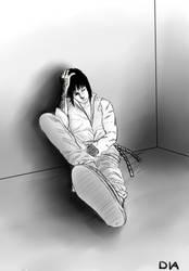 Uchiha Sasuke by AkumaRyoshi