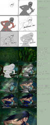 Charlotte ( Naruto OC ) Steps by AkumaRyoshi