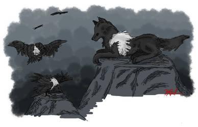 Corvus Vendetta by TaintedRequiem
