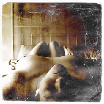 A broken woman by Ladypiedi