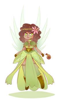 Aasimar Druid Aurora Dnd By Cinnabun0126 On Deviantart