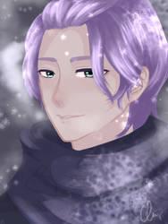 Kasen Kanesada by Charyac