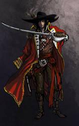 Qualmior, Hero Progress by django-red