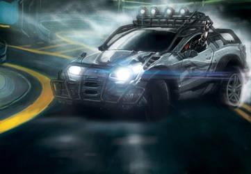 SRC Auto Duelist by django-red