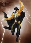 rhardozed Captain Hyperion by rhardo