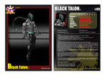 Sulab : Black Talon Origin by rhardo