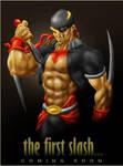 Salakay: The first slash... by rhardo