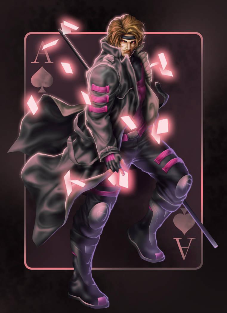 Gambit by rhardo