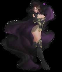 Commish 493: Madam Layla by rhardo