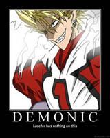 Hiruma - Demonic by Coreyninja