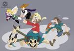 Let's Go on an Adventure!! by Novum-Semita