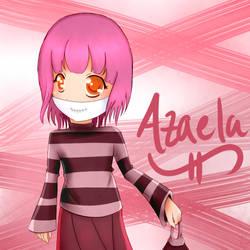 Azaela- Art trade by KawaiiNekoMiMi