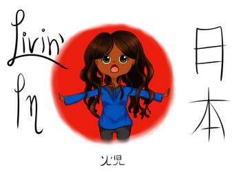Living in Japan Cover by KawaiiNekoMiMi