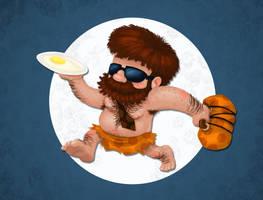 Marketing LIke a Caveman by TheFieryLantern