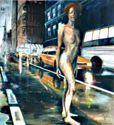 Street nude by jacobsteel