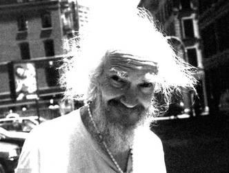 Ye olde strange man by jacobsteel