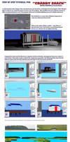 CRABBY SHACK TUTORIAL by Belote-Art