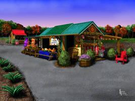 Eva's Farm Market by Belote-Art