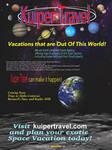 Kuiper Travel Agency poster by Belote-Art