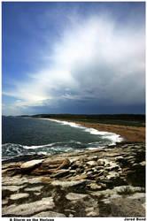 A Storm on the Horizon by pherexias