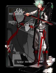 c o d a : Spear by hen-tie