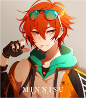 [C] Minnisu I by hen-tie