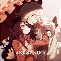 [C] Akumakina I by hen-tie