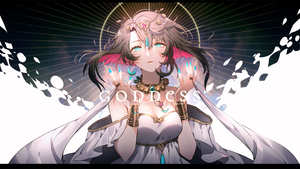 [C] Goddess (xCepheid) by hen-tie