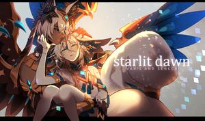 Starlit Dawn by hen-tie