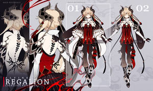 Alfine: Regalion [new CS] by hen-tie