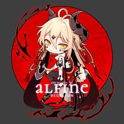 alfine by hen-tie