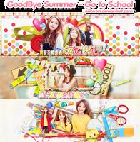 GoodBye Summer - Go to School! by EliKwon