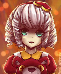 Sweetheart Annie by xStarrii