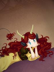 The girl's secret room by zygol
