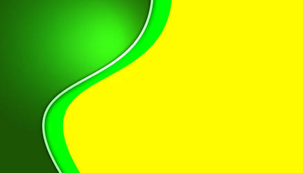 Background Yelow Green by anwarkurnain