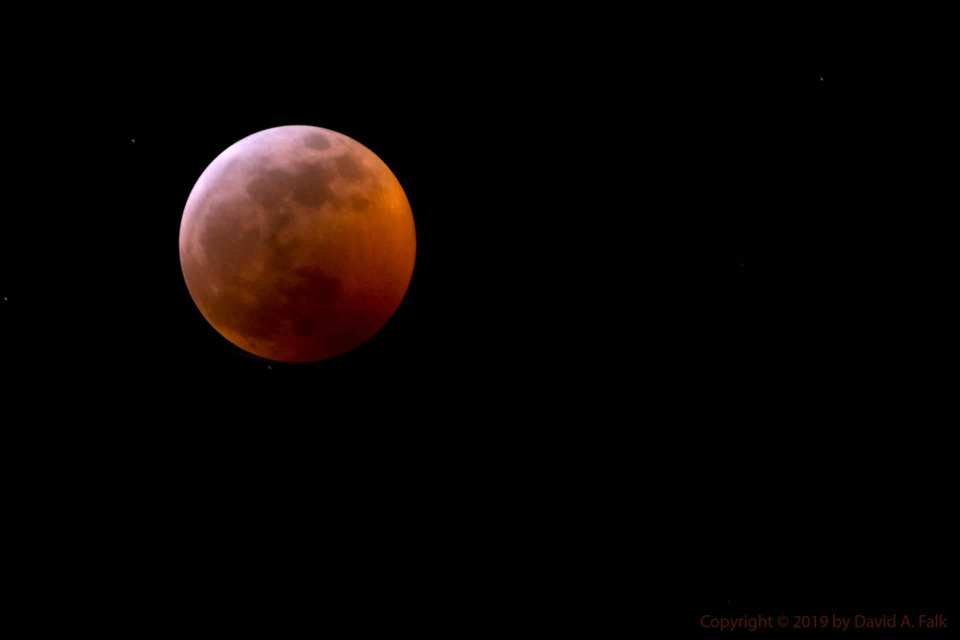 Super Blood Wolf Moon Lunar Eclipse