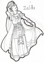 Beauty Princess by Mrs-Antics