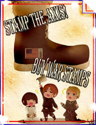 APH: American Propaganda by LazySensei