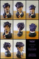 Nox Sculpture by impia-dea