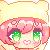 :C: MisaKarin pixel icon by moko-marron