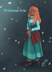 Princess Iris (normal) by Snow-Daisy