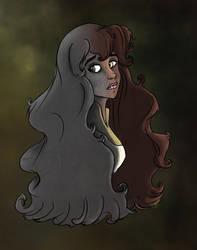 Daisy (curse awakens) by Snow-Daisy