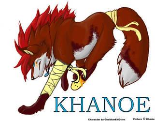 Capt. Khanoe by Khanie