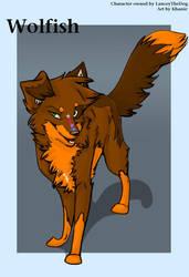 Wolfish by Khanie