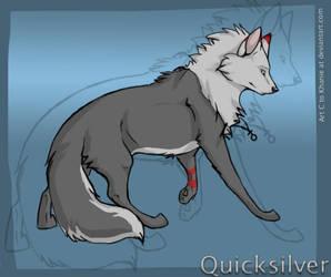 Quicksilver by Khanie