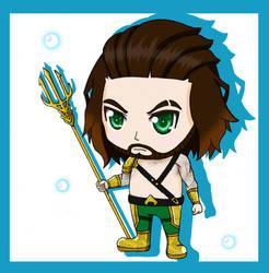 Aquaman by Conaria