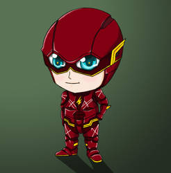 The Flash by Conaria