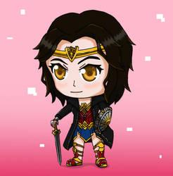 Wonder Woman by Conaria