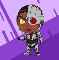 Cyborg by Conaria